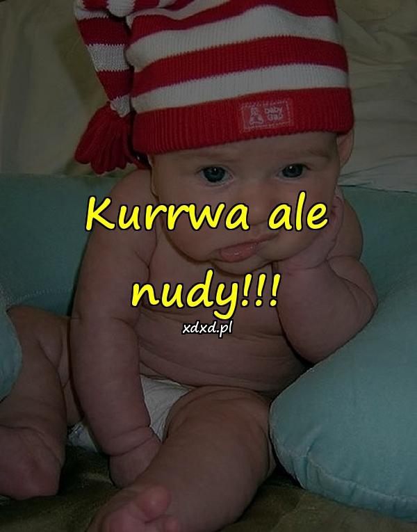 Kurrwa ale nudy!!!