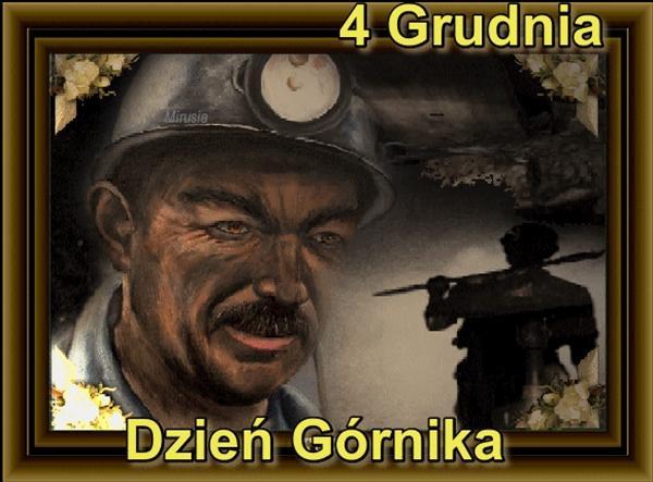 Barbórka - 4 grudnia - Dzień Górnika