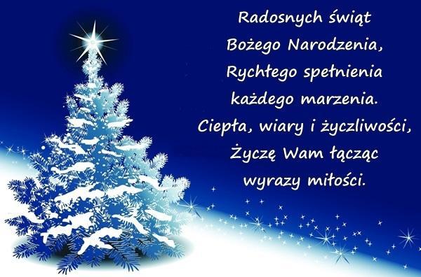 Wiersz życzenia Boże Narodzenie święta życzenia Xdxd 56