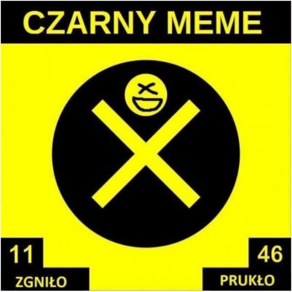 Czarny meme