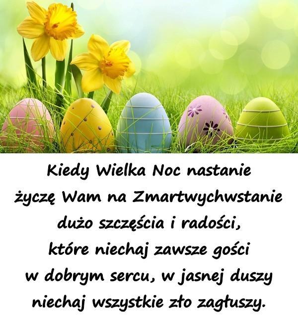 Wiersze życzenia Wielkanoc Besty Wiersze święto Xdxd