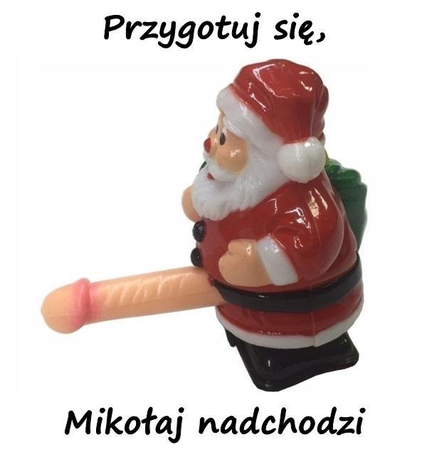 Przygotuj się, Mikołaj nadchodzi