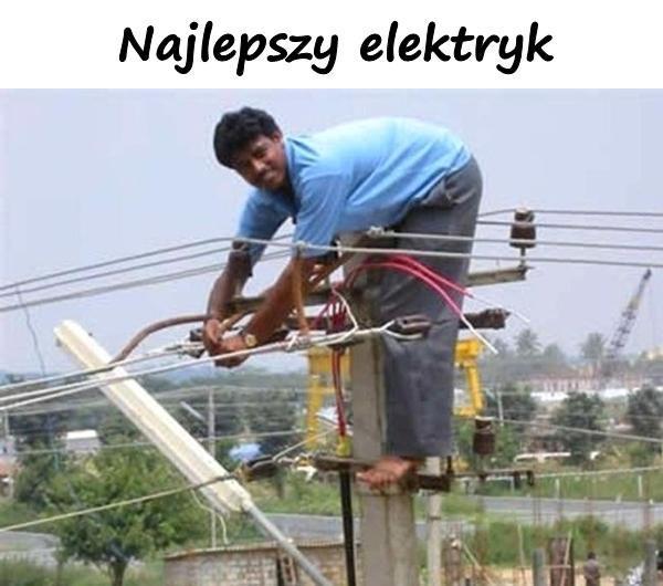 Najlepszy elektryk