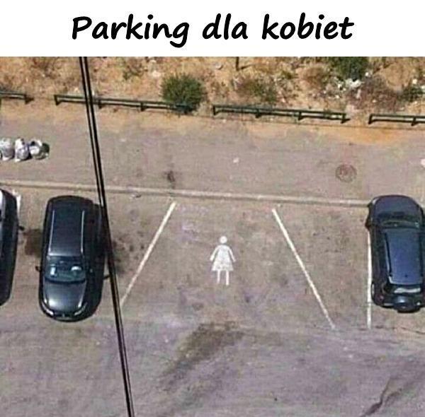 Parking dla kobiet